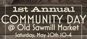 Community Day at Old Sawmill Market in Ocoee, TN